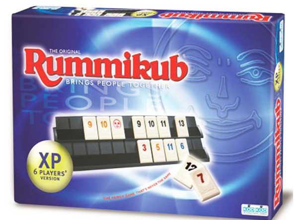 拉密XP六人正常版
